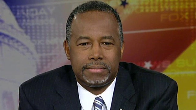Can Dr. Ben Carson emerge from crowded GOP field?