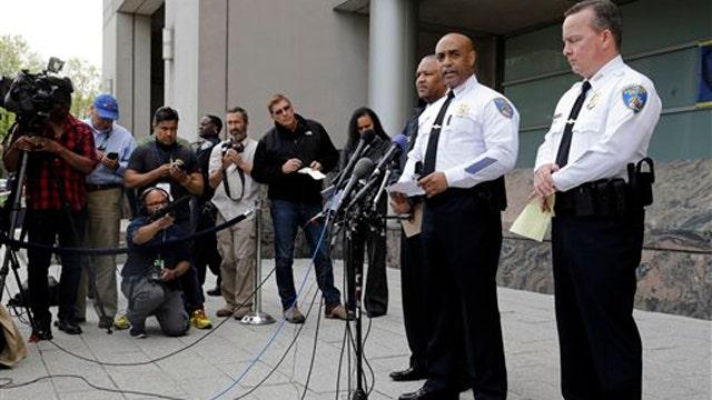 Justice Dept. to investigate Baltimore Police Department