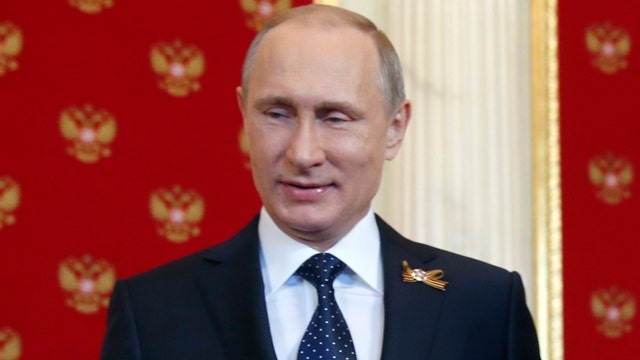 Vladimir Putin has become an industry in Russia
