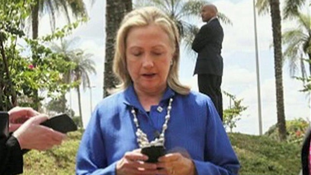 Federal court takes action on Clinton email scandal