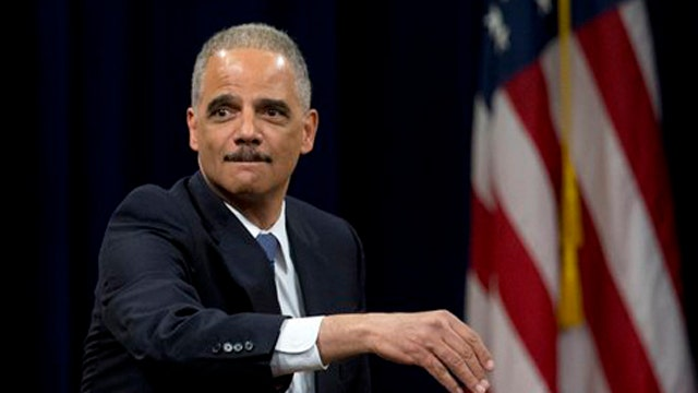 Former NYPD commissioner blames Holder for 'war on police'