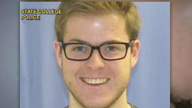Penn State senior vanishes before ceremony
