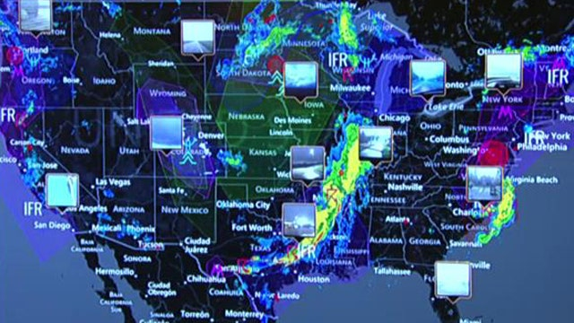 Apps to help you avoid extreme weather