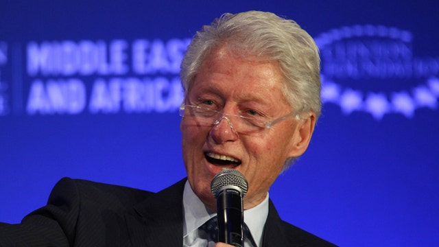 Concerns about Bill Clinton's role in Hillary's campaign