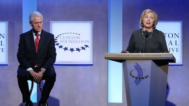 New concerns raised over Clinton Foundation charity