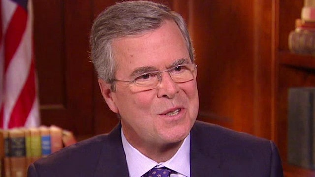 New reaction to exclusive Jeb Bush interview