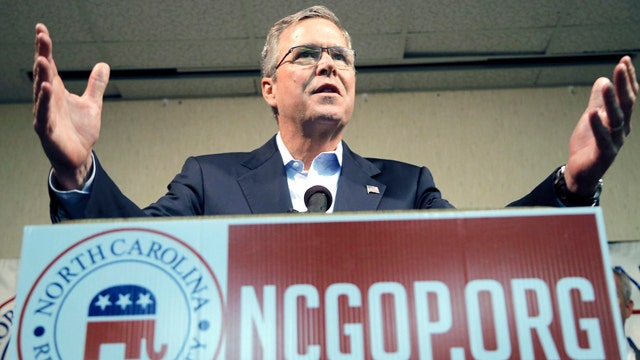 Bush on the sidelines: Will slow and steady win the race?