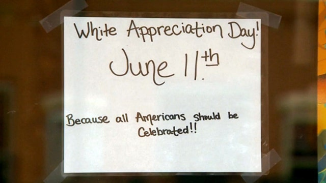 Hispanic BBQ owners to host 'White Appreciation Day'