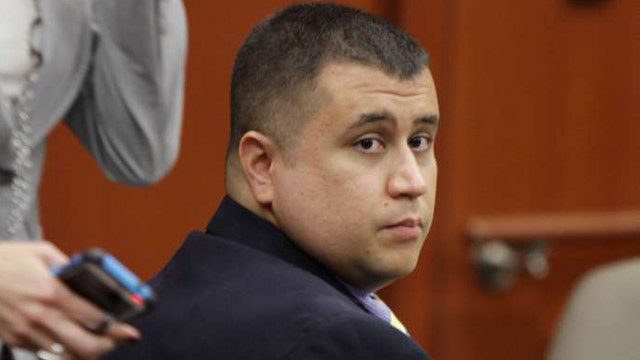George Zimmerman shot at in car in Florida