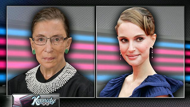 Kennedy's Topical Storm: Ginsberg, T-Swift & Russia