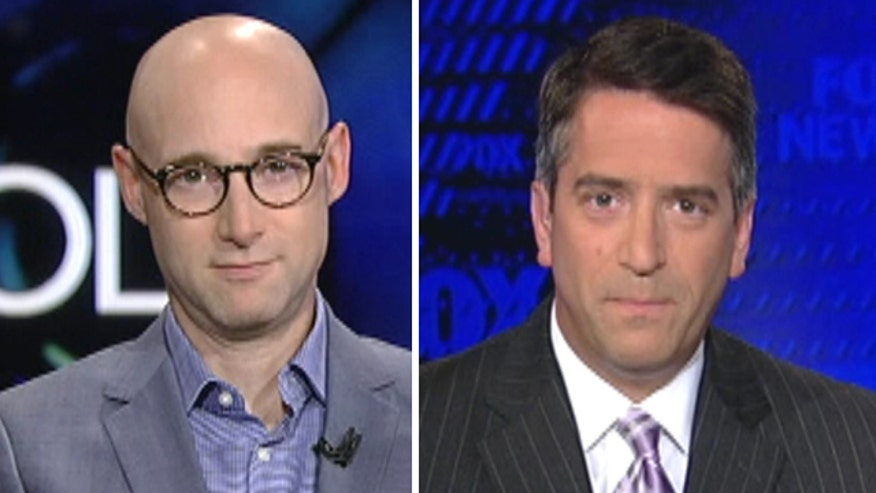 Fox News' James Rosen speaks to author Matt Bai about his book, 'All the Truth is Out: The Week Politics Went Tabloid'