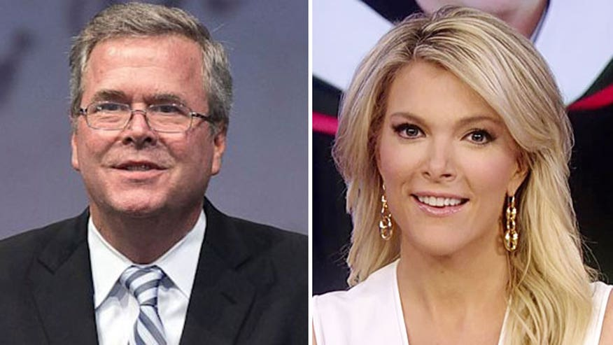 Kelly: 'Jeb Bush is hitting his stride'