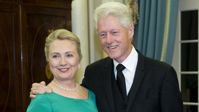 Political Insiders Part 2: The Clinton Foundation