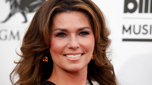 Shania takes up the cause of endangered leopards