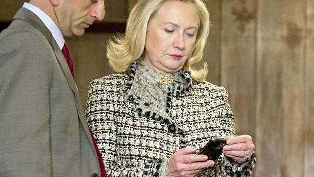 Judicial Watch details lawsuit surrounding Clinton emails