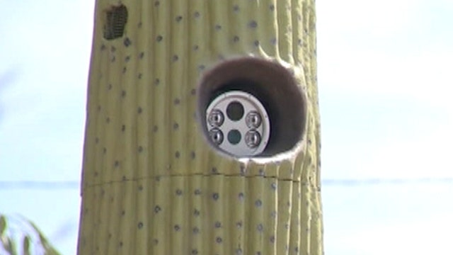 Big Brother alive and well in Arizona?