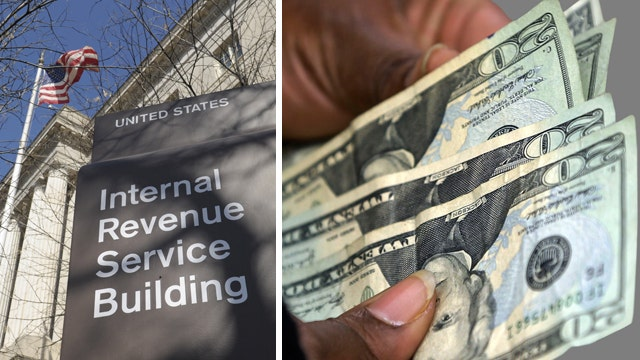 IRS seizes money without proof of criminal behavior