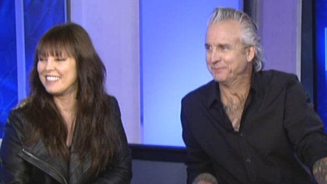Pat Benatar and Neil Giraldo on 35 years of making music