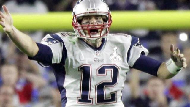 Does Tom Brady deserve the suspension?
