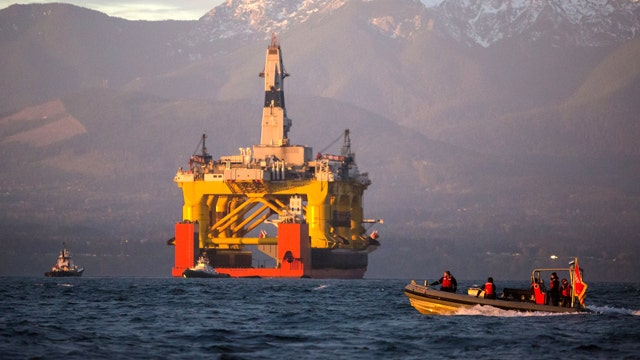 Shell gets conditional approval for Arctic oil drilling