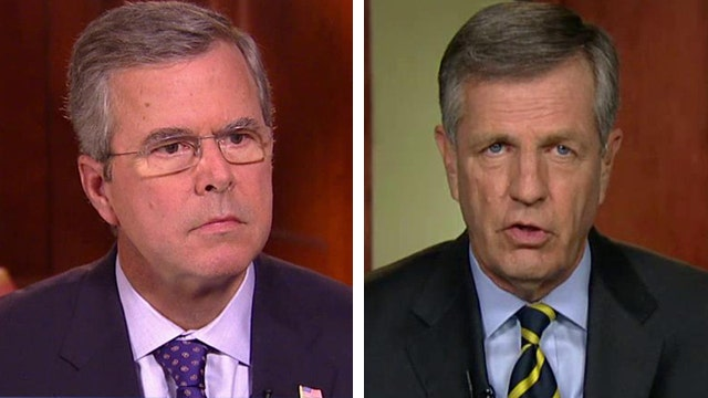 Brit Hume on fallout from exclusive interview with Jeb Bush