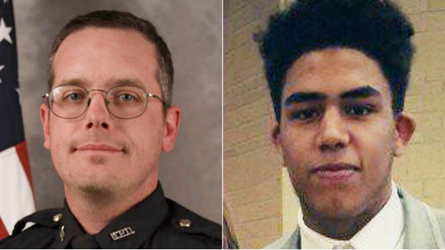 Wis. cop's attorney: Prosecutor's decision was a relief