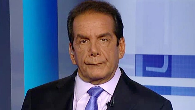 Krauthammer's take: Hillary gives press the silent treatment
