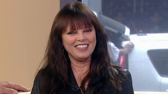Pat Benatar on her place in rock history, today's artists