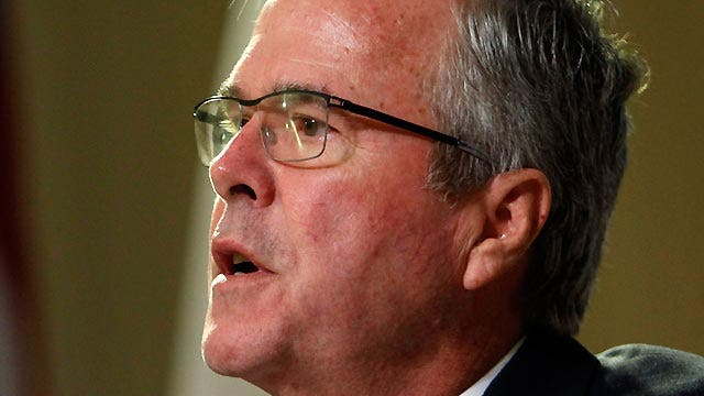 Jeb Bush in damage control mode over Iraq question