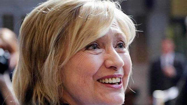 Progressives pushing Hillary Clinton further left?