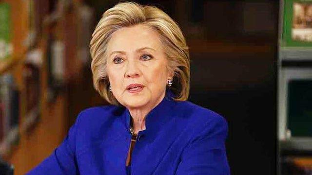 Media silence: Hillary Clinton still dodging the press