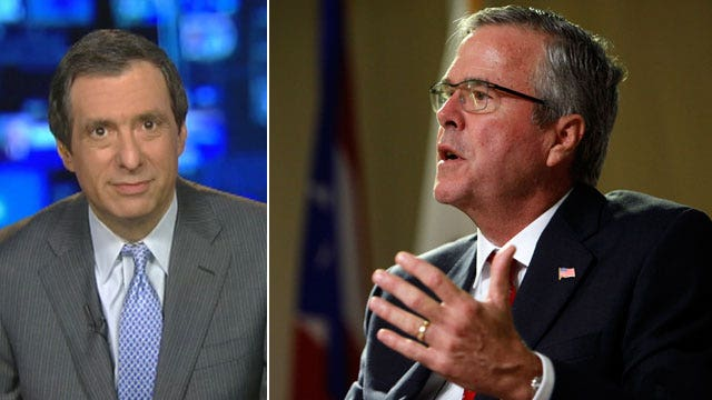 Kurtz: Another Bush in trouble on Iraq