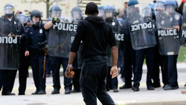 Killings of police officers on the rise
