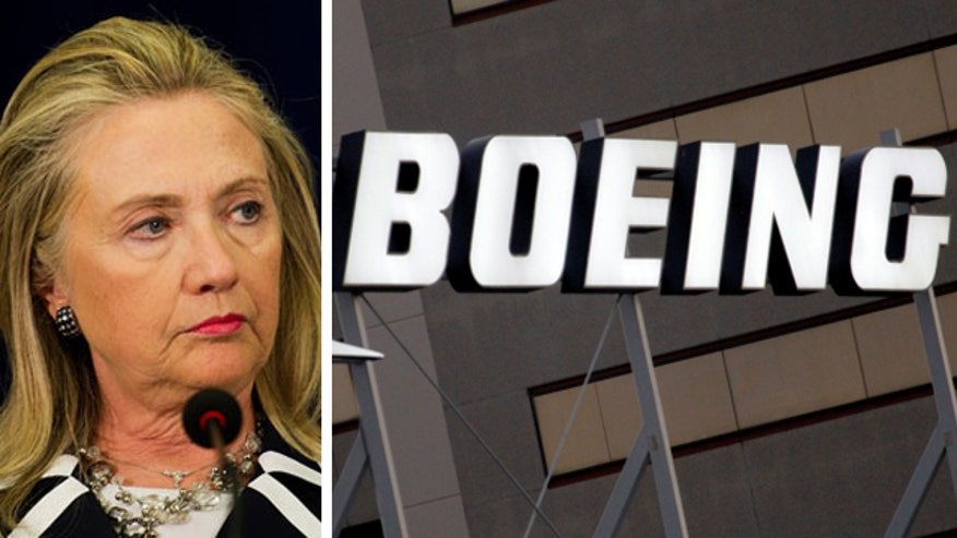 State Department's role in a deal brokered between Boeing and Russia under scrutiny