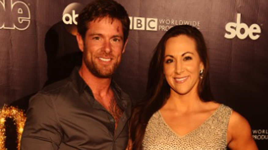 Noah Galloway pops question on 'DWTS'