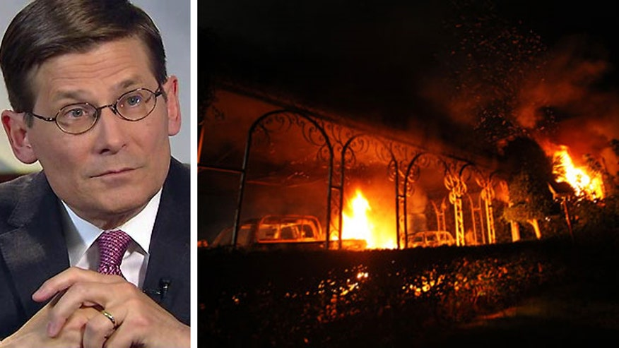 Former acting CIA director Mike Morell discusses Benghazi, terror plots against the US