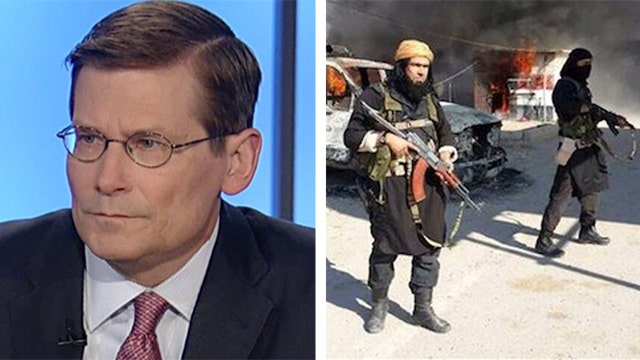 Former CIA deputy director's advice on Iran nuke deal, ISIS