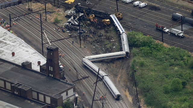 Ex-NTSB chair on report that Amtrak train was speeding