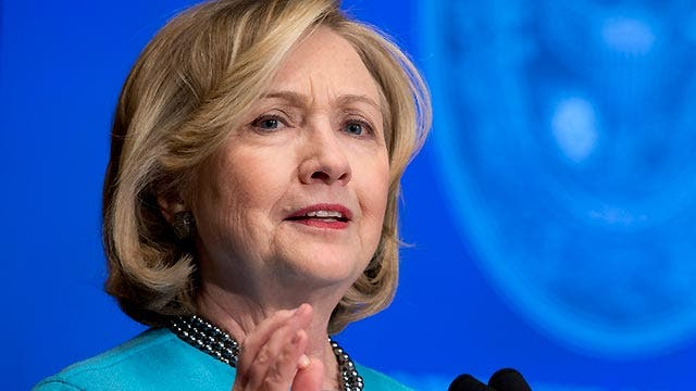 Hillary irking liberal allies by sitting on the sidelines