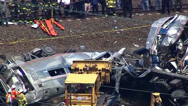 Former NTSB chair: Derailment result of failure to invest