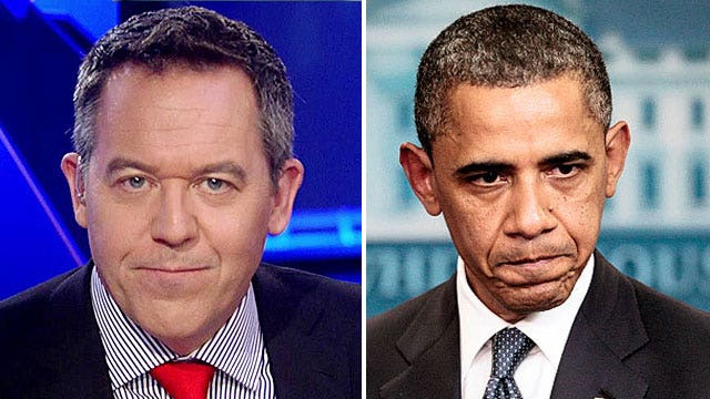 Gutfeld: Obama's misguided obsession with Fox News is absurd