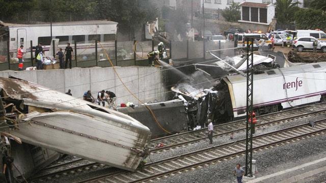 Comparisons made between Pa. crash, 2013 Spain derailment