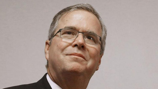 Student confronts Jeb Bush: 'Your brother created ISIS'
