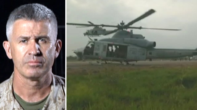 US commander: We will find missing Marines in Nepal
