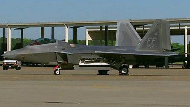Secretary of the Air Force sounds off on budget cuts
