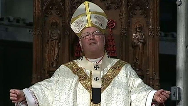 Controversy over Cardinal Dolan as graduation speaker