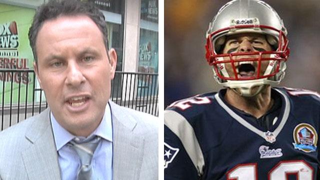 Kilmeade: Let it go, Tom Brady