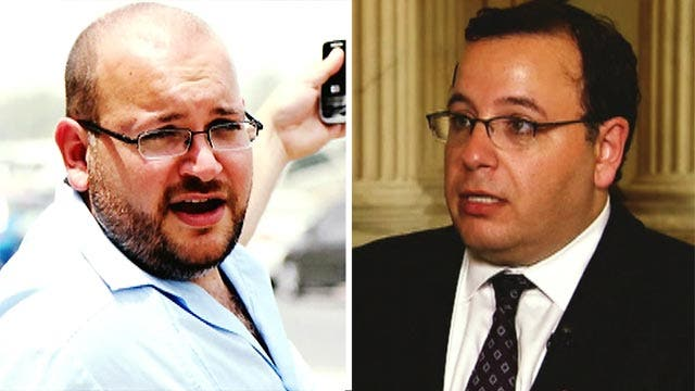 Jailed WaPo reporter's brother: Charges are 'ridiculous'