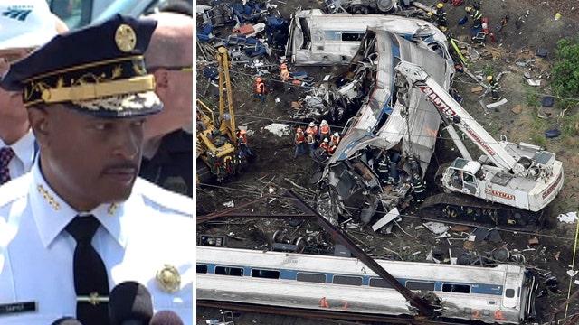 Body of eighth victim of train derailment found in wreckage