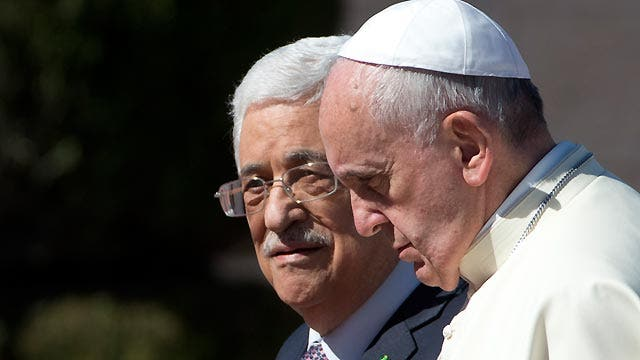 Controversy over Vatican recognizing Palestinian state